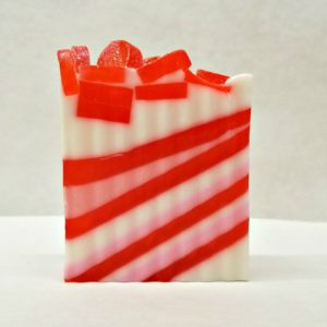 Handmade Soap in Black Cherry