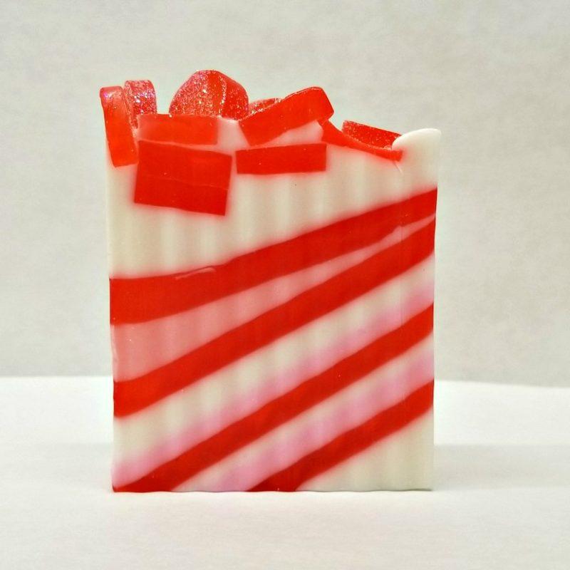 Handmade Soap in Black Cherry