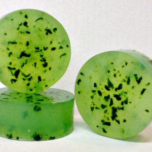 Handmade Soap in Cucumber