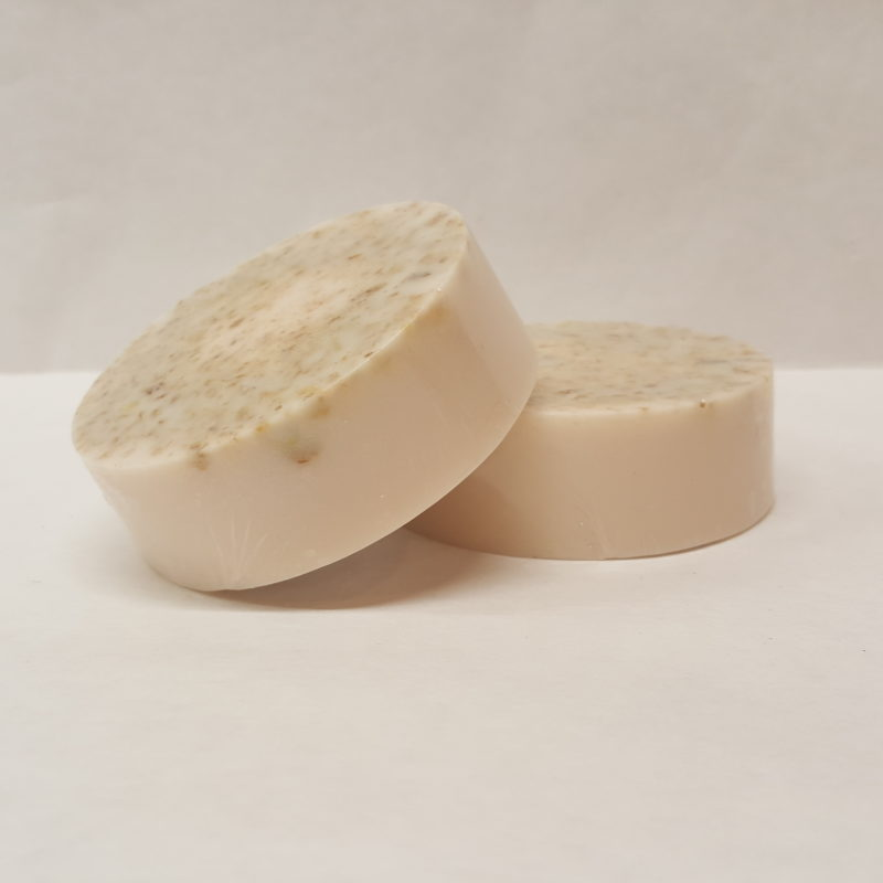 Handmade Soap in Oatmeal Almond