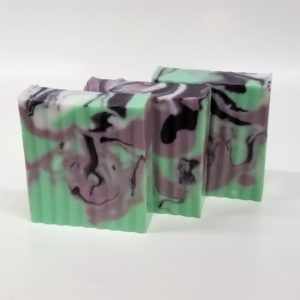 Handmade Soap in Blackberry Sage